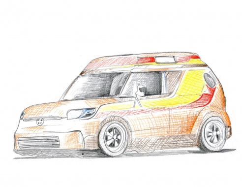 Two More Scion Concepts will be presented at SEMA