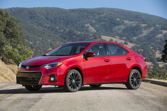 2015 Toyota Corolla Gets Five-Star Estimation for Safety