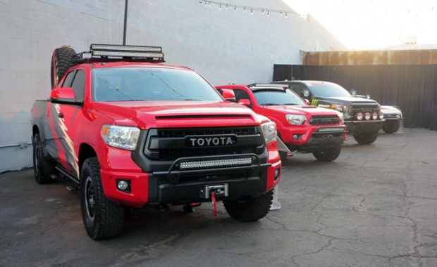 Toyota Introduces SEMA Show Projects of This Year