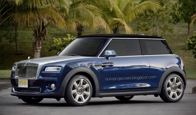 Rolls-Royce Spook is a MINI of Enhanced Comfort