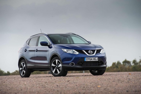 Nissan Qashqai will be Equipped With 1.6-Liter Turbocharged Gasoline Powertrain