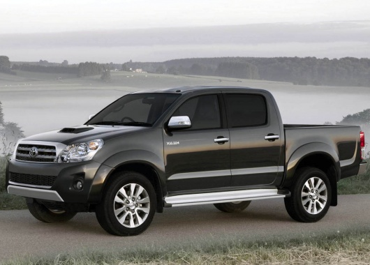 Toyota Tacoma of 2016 is Ready for Presentation in Detroit