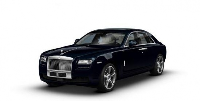 Ghost V-Spec from Rolls-Royce to Get Mighty 601 HP