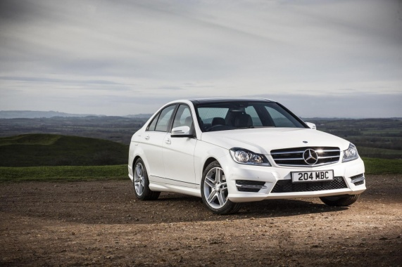 Special C-Class AMG Sport from Mercedes Available for British Customers