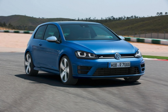 Golf R Evo concept from Volkswagen to be Announced in Beijing