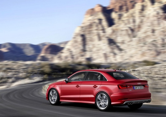 S3 Plus from Audi Might Get 375 hp