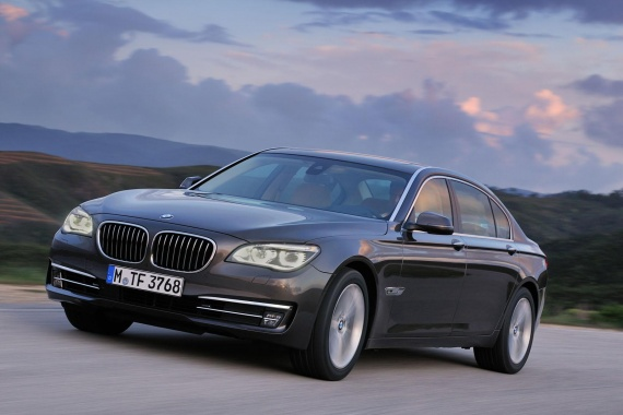 New BMW 740Ld: 255 bhp on a Diesel Engine Available in the USA