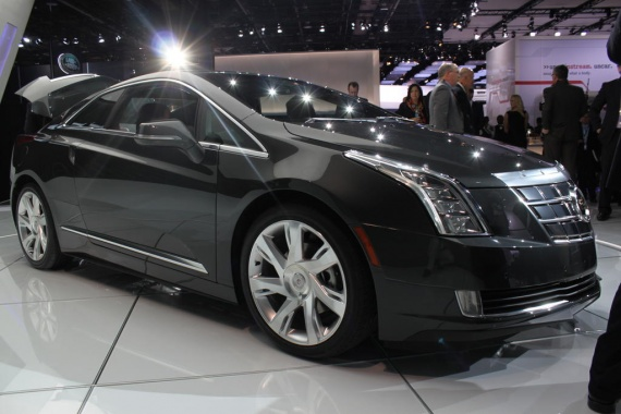 240V Home Station for Every Cadillac ELR Customer