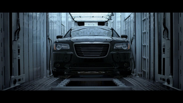 Announcement of Limited Edition Chrysler 300C