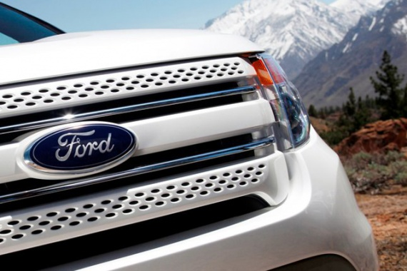Ford Celebrates Large Sales Paying Bonuses to Workers