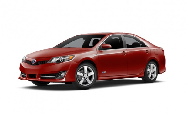 SE Limited to Enrich Hybrid Lineup of Toyota Camry