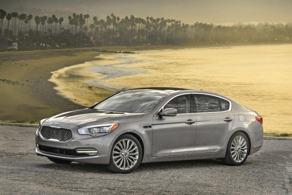 Prices for K900 from Kia Revealed - Minimal $59,500 for Eight-Cylinder Model