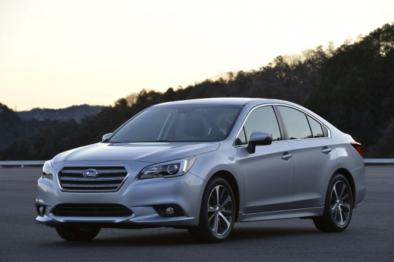 Works on Subaru Legacy Sport Continues, May Make 250 bhp