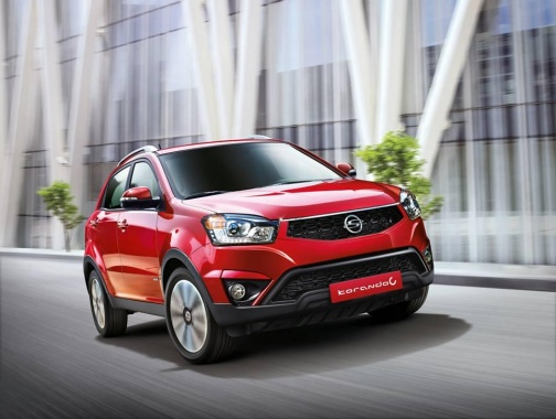 SsangYong: Brandname Change in Pursue of the American Market