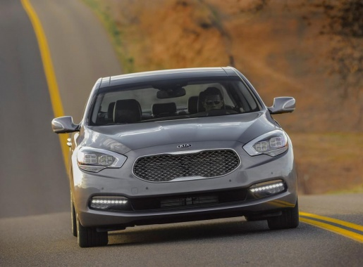 Ambitious Kia K900 Available not for All Dealerships