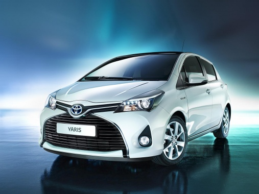 Toyota Yaris to be Remodelled Soon