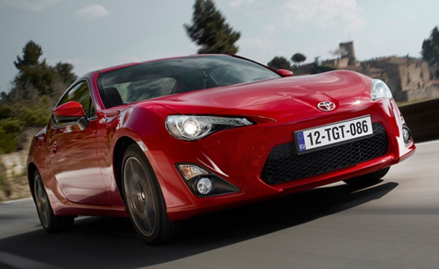 Scion FR-S Possible to Adopt New Toyota's Suspension
