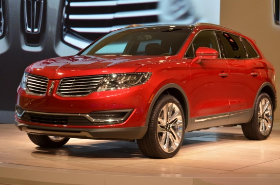 2016 Lincoln MKX of Second Generation
