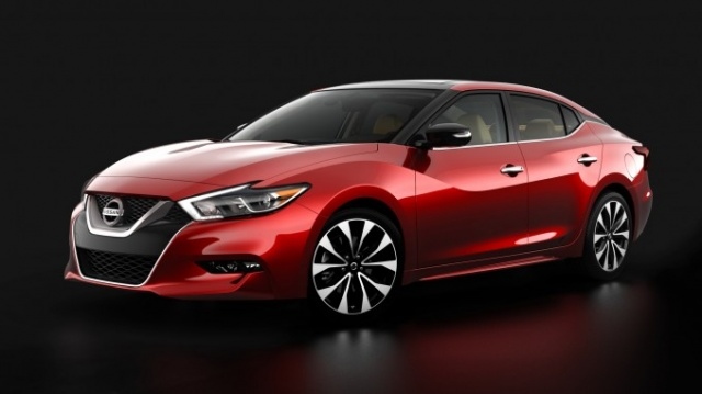 Revelation of 2016 Nissan Maxima