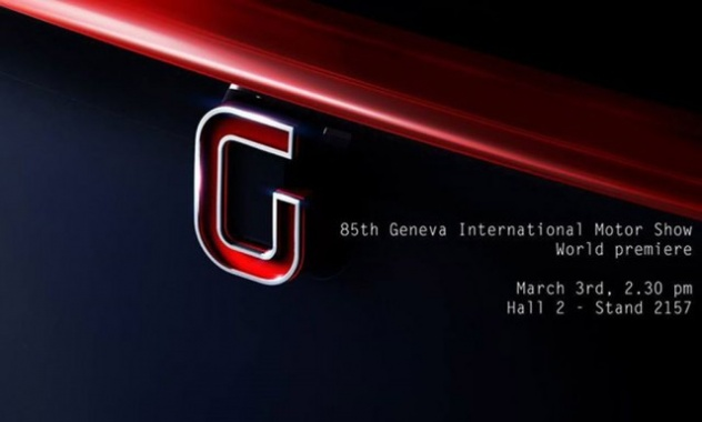 Teaser of a New Concept from Italdesign Giugiaro