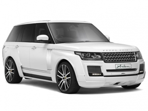 Arden has upgraded Range Rover to 650 HP