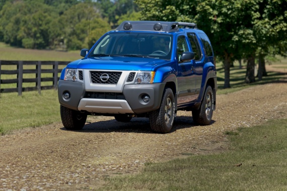 Nissan Xterra Will not be produced after 2015