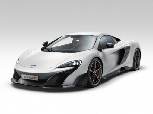 Revealing Pictures of McLaren 675LT hit the Web
