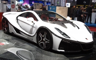 Welcome the 2015 GTA Spano in Geneva