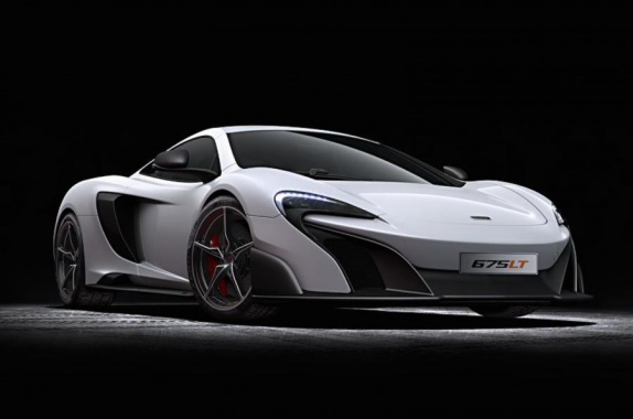 Only 500 Units of McLaren 675LT will be produced