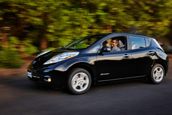 Nissans Sales of the Leaf at 75K Milestone in America