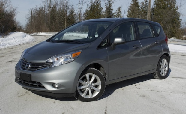 NHTSA Investigates Problems with Nissan Versa