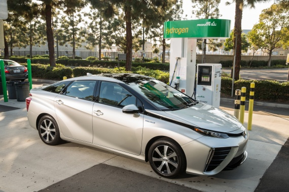 Toyota Mirai US will be delivered in October