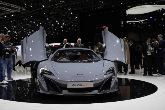 McLaren has sold out the 675LT