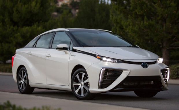 Hydrogen Fuel Cell Technology from Toyota