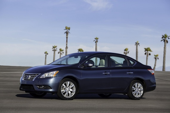 A Vast Facelift for 2016 Nissan Sentra