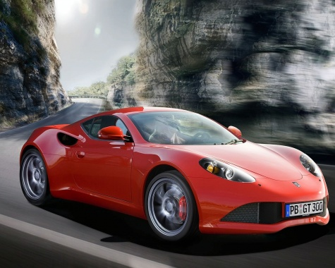 Artega returns and will visit the Motor Show in Frankfurt
