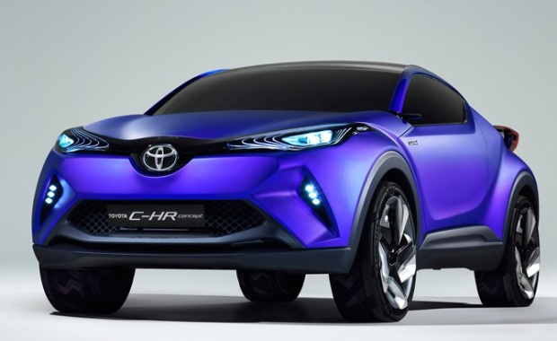 Toyota is developing a Prius SUV
