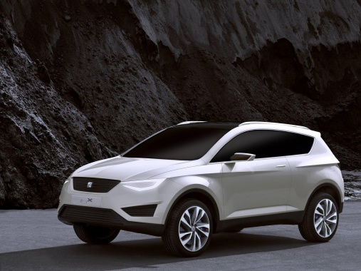 SEAT might launch a Subcompact Crossover in Two Years