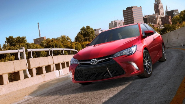 Toyota Camry is going turbo in the nearest future