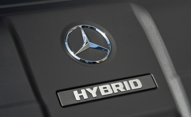 Mercedes-AMG is going to Turn to Hybrids by the end of the decade