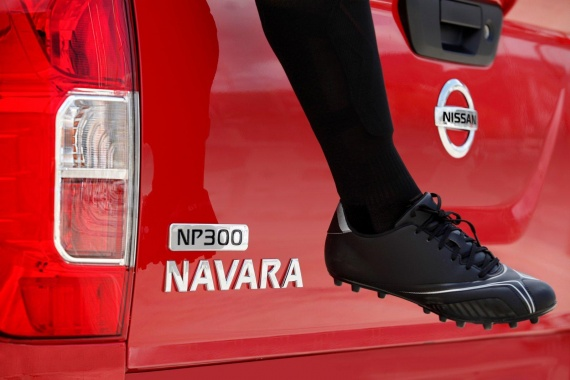 Meet Euro-spec NP300 Navara from Nissan in Frankfurt!
