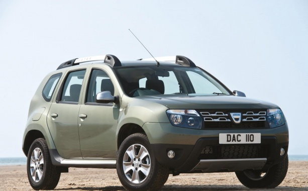 Dacia Duster will get a 1.6L Euro 6 Mill