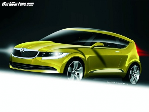 A Coupe-SUV from Skoda will come out in 2017
