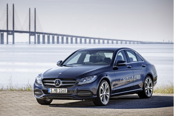 Plug-in Hybrid and Diesel Offerings from 2016 Mercedes C-Class