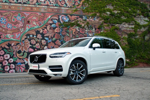 The XC90 Polestar from Volvo might have 450 HP