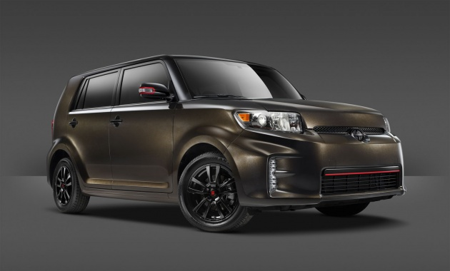 Say Good-Bye to the xB from Scion