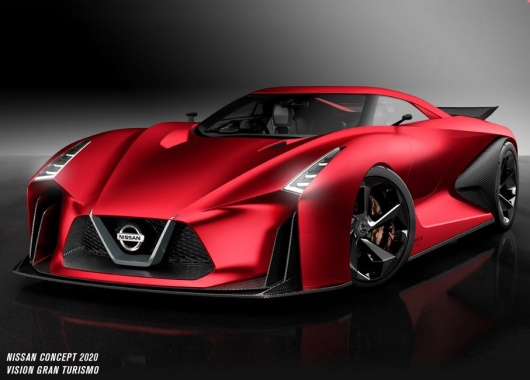Innovated Concept 2020 Vision Gran Turismo from Nissan Specially for Tokyo