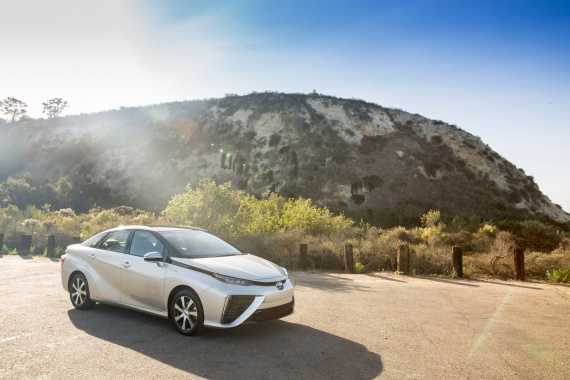 Toyota will get rid of Petrol Vehicles by 2050