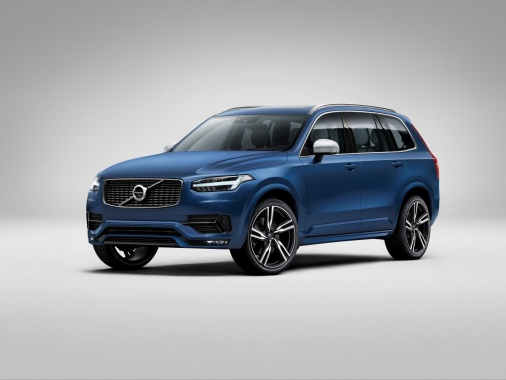 350HP for Volvo XC90 by Polestar