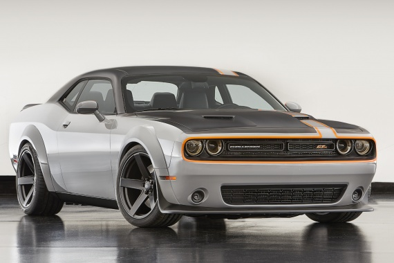 Meet Challenger GT AWD Concept from Dodge at SEMA